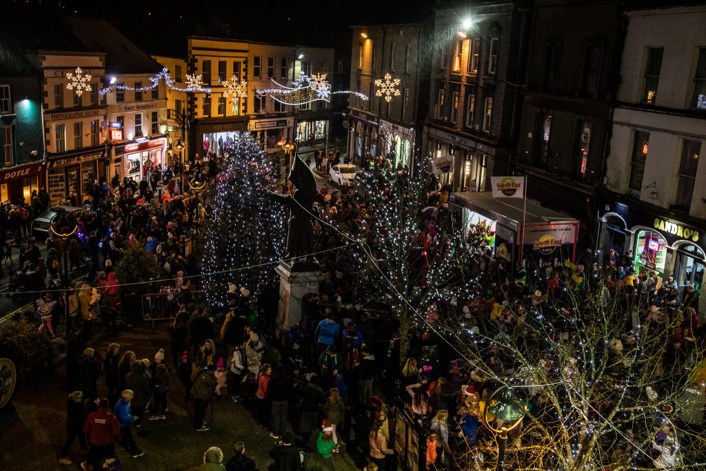 Enniscorthy Switch ON