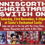 Enniscorthy Xmas Lights Switch On Date